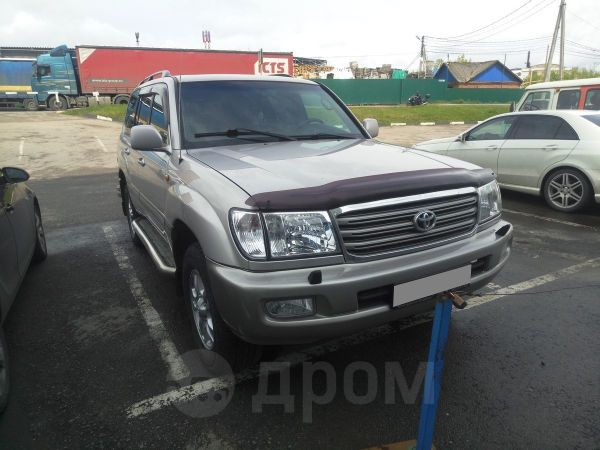 Toyota Land Cruiser, 2003 год, 850 000 руб.