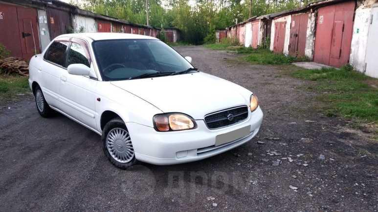 Suzuki Cultus, 2000 год, 125 000 руб.