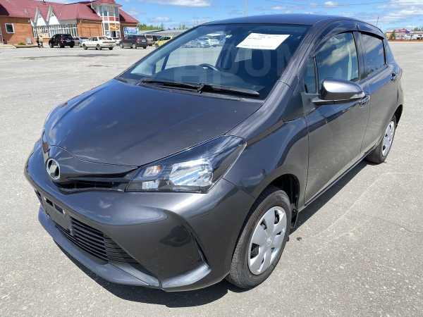 Toyota Vitz, 2016 год, 550 000 руб.
