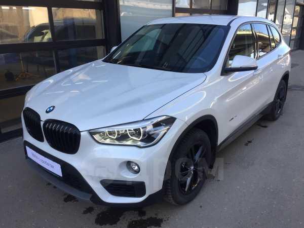 BMW X1, 2016 год, 1 760 000 руб.