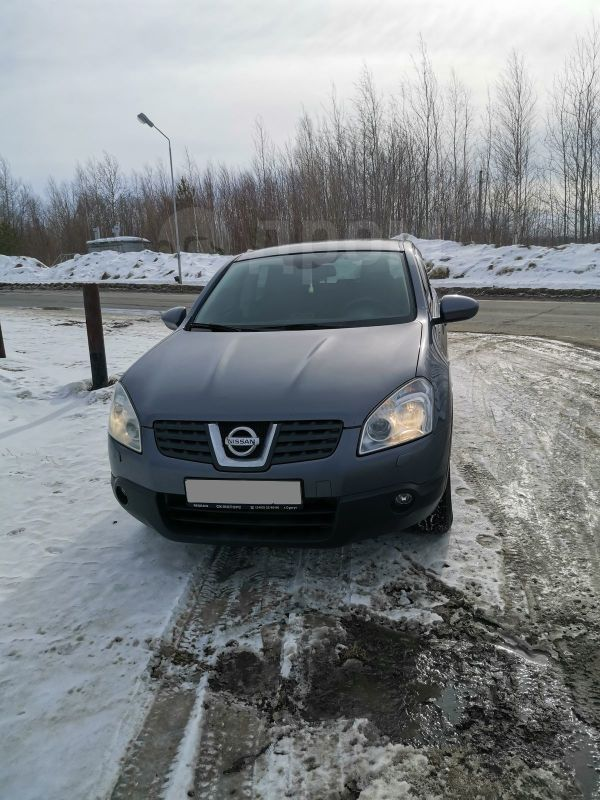 Nissan Qashqai, 2008 год, 555 000 руб.