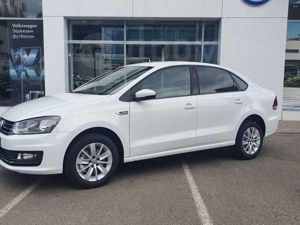 Volkswagen Polo, 2020 год, 933 900 руб.
