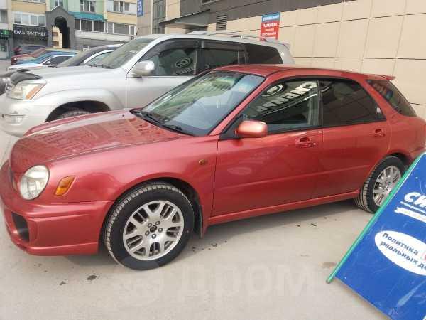 Subaru Impreza, 2001 год, 265 000 руб.