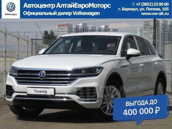 Volkswagen Touareg, 2019 год, 4 855 500 руб.