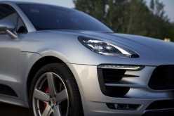 Хабаровск Porsche Macan 2016