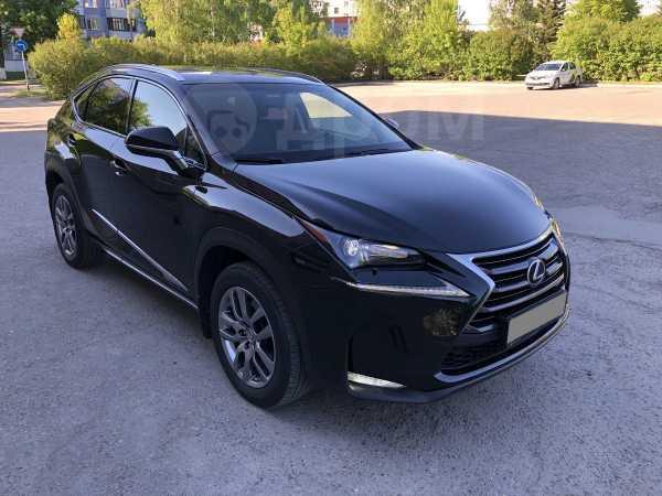 Lexus NX200t, 2016 год, 2 070 000 руб.