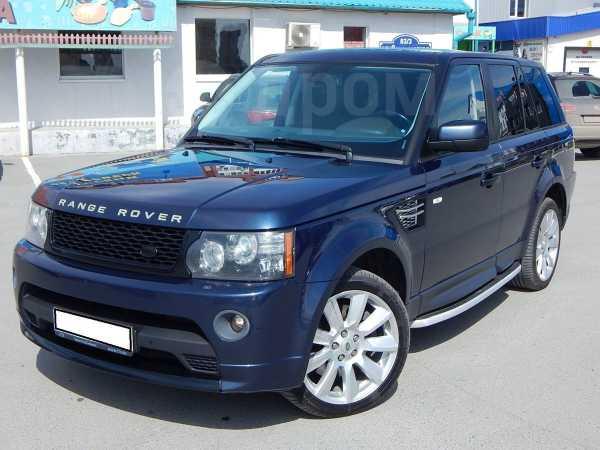 Land Rover Range Rover Sport, 2012 год, 1 490 000 руб.