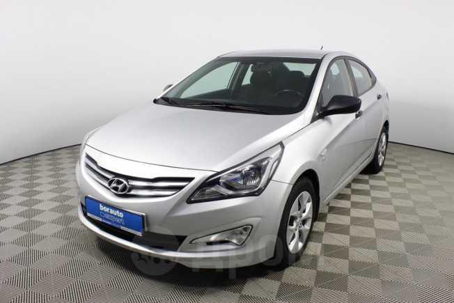 Hyundai Solaris, 2014 год, 579 000 руб.