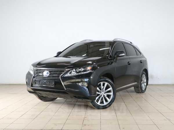 Lexus RX450h, 2013 год, 2 185 000 руб.