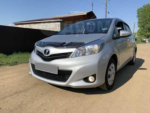 Toyota Vitz, 2011 год, 421 000 руб.