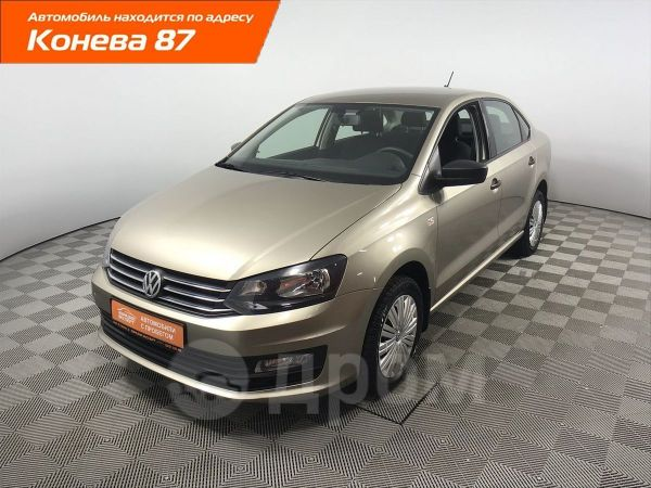 Volkswagen Polo, 2017 год, 760 000 руб.