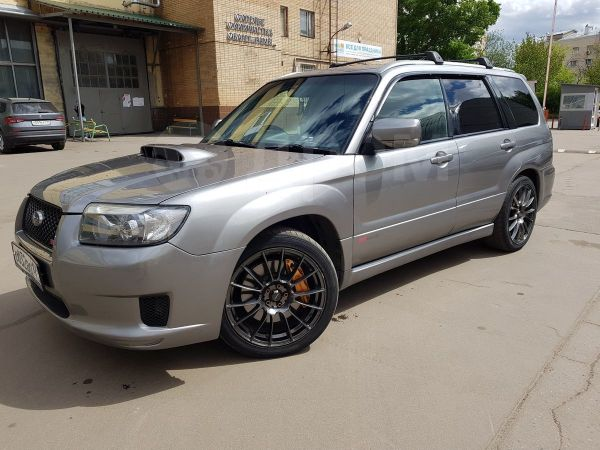 Subaru Forester, 2006 год, 1 100 000 руб.