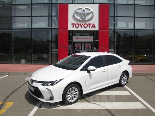 Toyota Corolla, 2020 год, 1 398 000 руб.