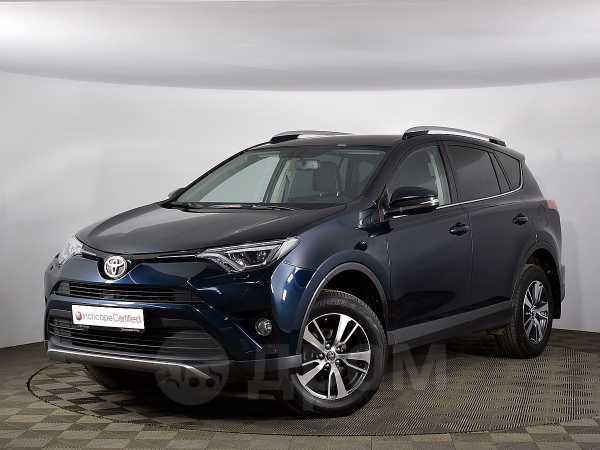 Toyota RAV4, 2018 год, 1 365 000 руб.