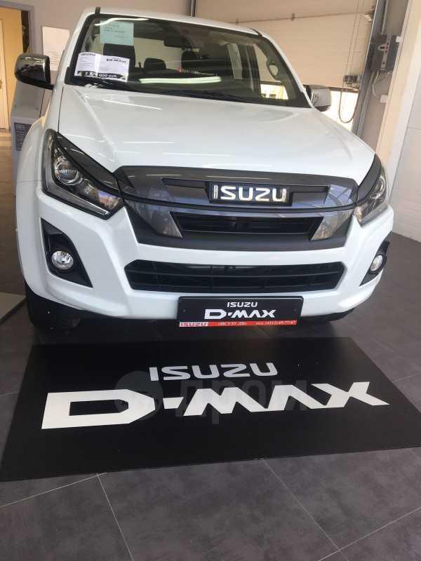 Isuzu D-MAX, 2019 год, 2 370 000 руб.