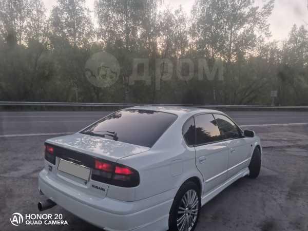 Subaru Legacy B4, 2001 год, 555 555 руб.