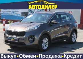 Новокузнецк Sportage 2017