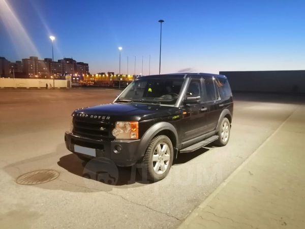Land Rover Discovery, 2007 год, 599 000 руб.