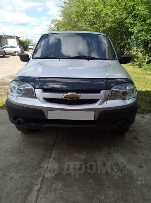 Chevrolet Niva, 2010 год, 263 000 руб.