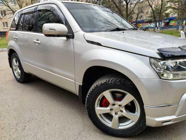 Suzuki Escudo, 2008 год, 770 000 руб.