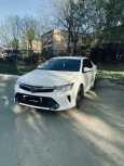 Toyota Camry, 2016 год, 835 000 руб.