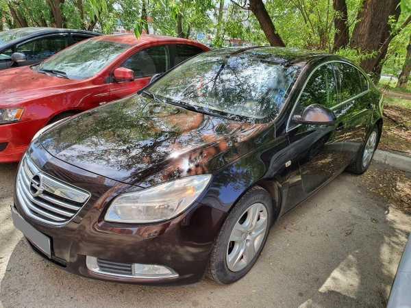 Opel Insignia, 2012 год, 595 000 руб.