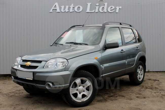 Chevrolet Niva, 2012 год, 299 999 руб.