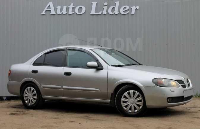 Nissan Almera, 2006 год, 229 999 руб.