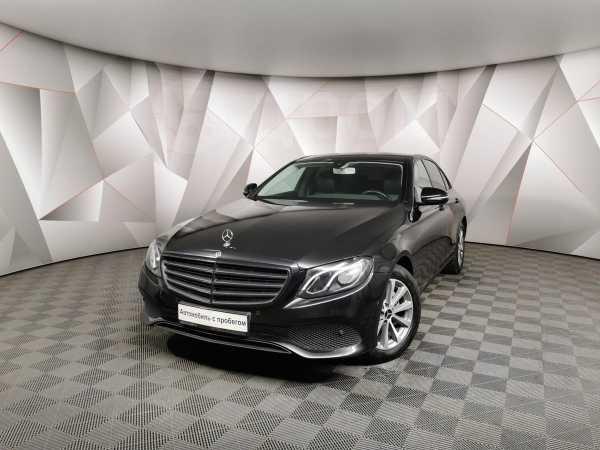 Mercedes-Benz E-Class, 2018 год, 1 862 000 руб.