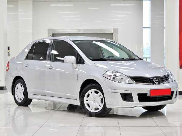 Nissan Tiida, 2013 год, 429 000 руб.