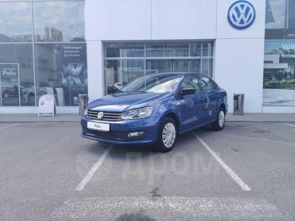 Volkswagen Polo, 2020 год, 946 900 руб.