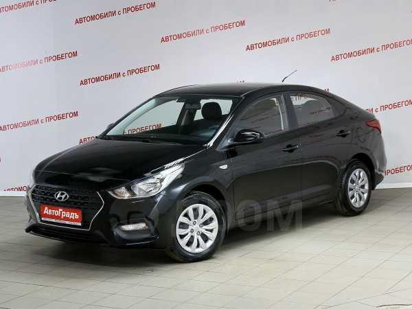 Hyundai Solaris, 2017 год, 649 000 руб.