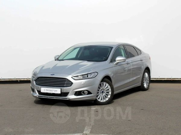 Ford Mondeo, 2015 год, 1 044 000 руб.