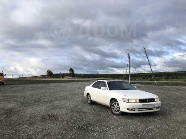 Toyota Chaser, 1993 год, 95 000 руб.