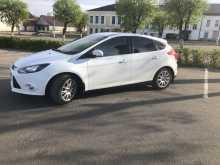 Валдай Ford Focus 2012