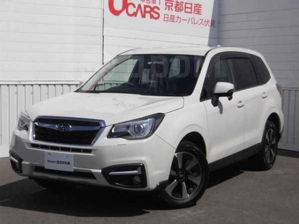 Subaru Forester, 2017 год, 1 370 000 руб.