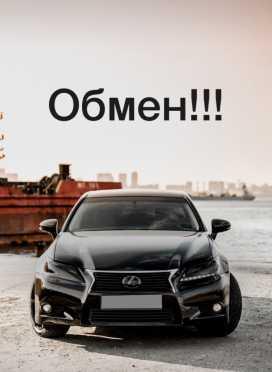 Владивосток GS350 2014