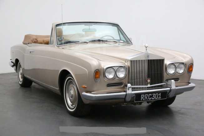 Rolls-Royce Corniche, 1981 год, 3 293 000 руб.