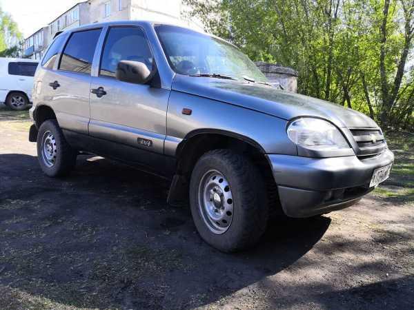 Chevrolet Niva, 2007 год, 222 000 руб.