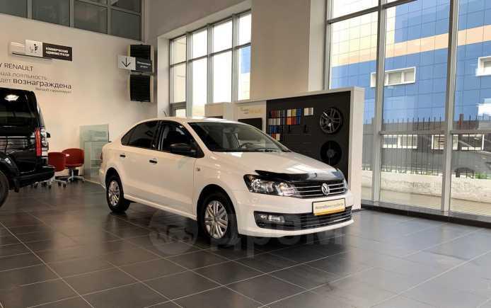 Volkswagen Polo, 2017 год, 527 970 руб.
