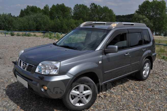 Nissan X-Trail, 2006 год, 567 000 руб.