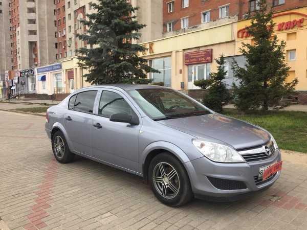 Opel Astra, 2009 год, 309 000 руб.