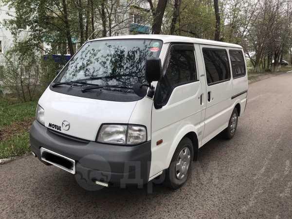 Mazda Bongo, 2012 год, 590 000 руб.