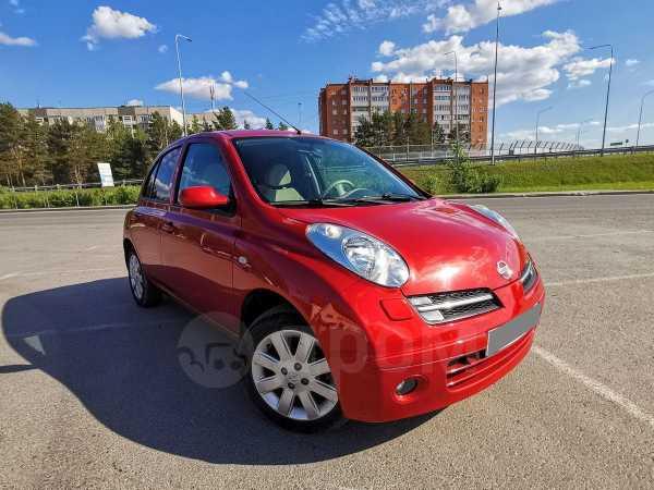 Nissan Micra, 2007 год, 347 000 руб.