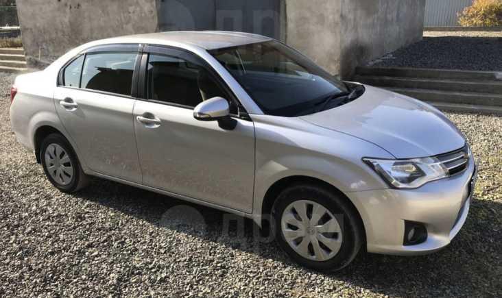 Toyota Corolla Axio, 2014 год, 610 000 руб.