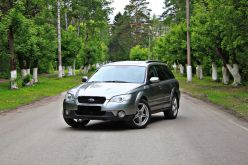 Барнаул Outback 2007