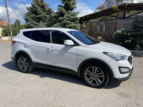 Hyundai Santa Fe, 2012 год, 1 240 000 руб.