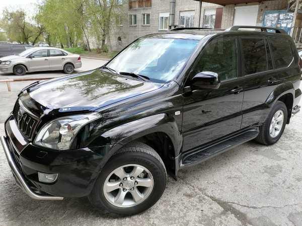 Toyota Land Cruiser Prado, 2007 год, 1 410 000 руб.