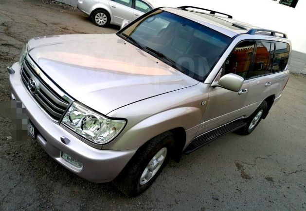 Toyota Land Cruiser, 1999 год, 966 000 руб.