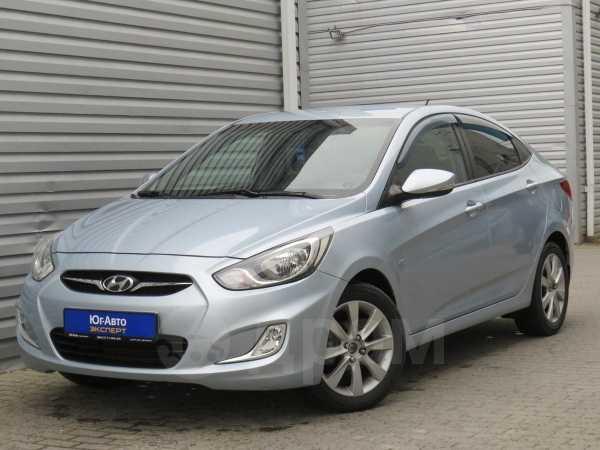 Hyundai Solaris, 2012 год, 568 800 руб.